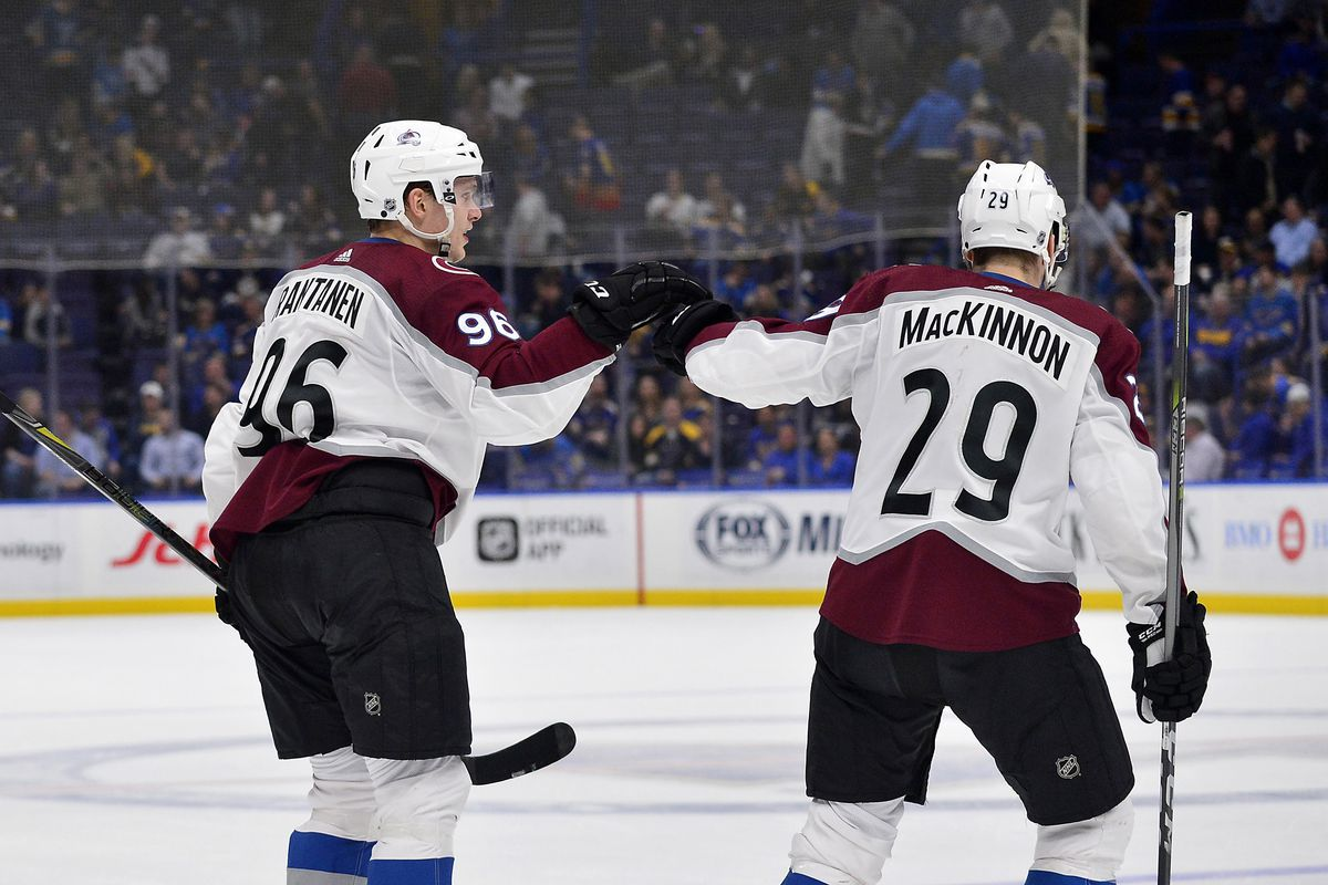 Mhh Roundtable Next Stop Colorado Avalanche Training Camp Mile