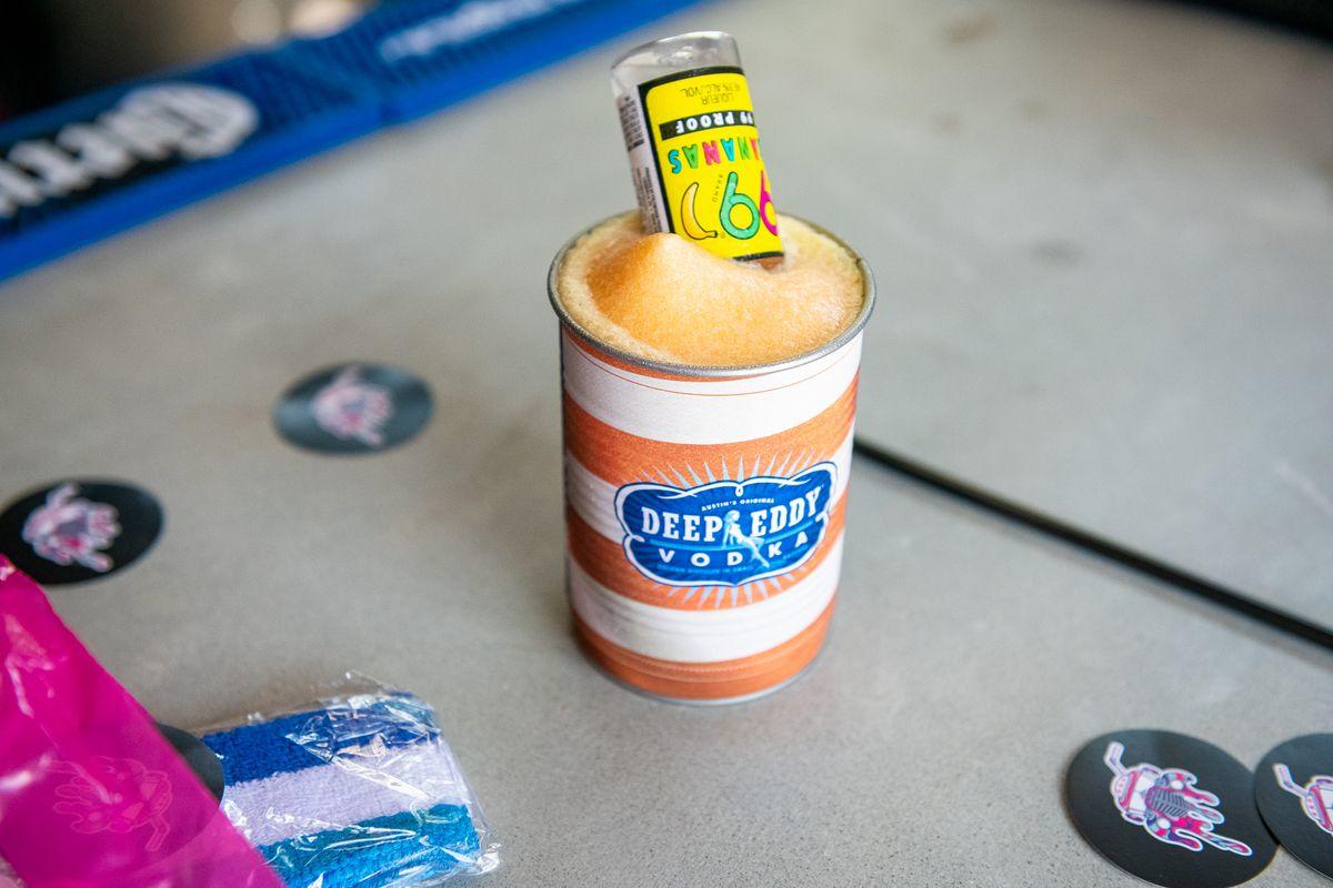 Orange Ya Glad I Didn't Say Banana from Electric Cool-Aid