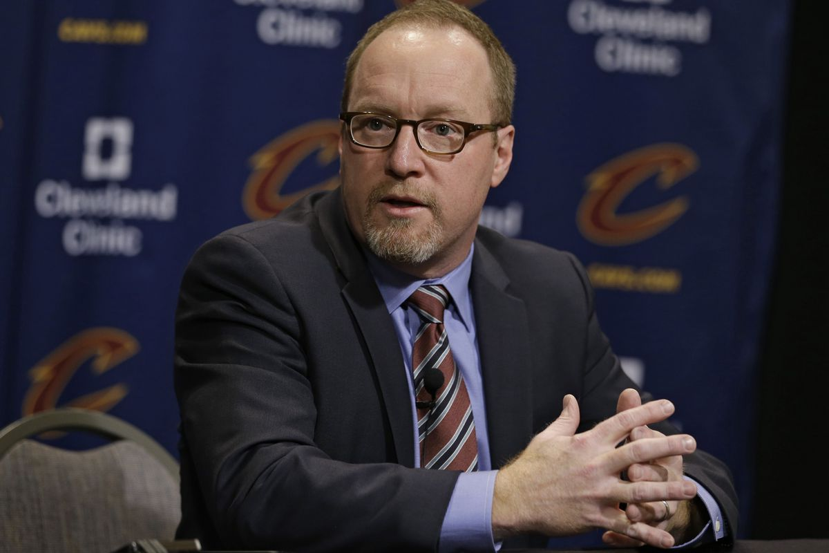 5e4e2ef6ae7c Three Readings on David Griffin s Shock Exit From Cleveland - The Ringer