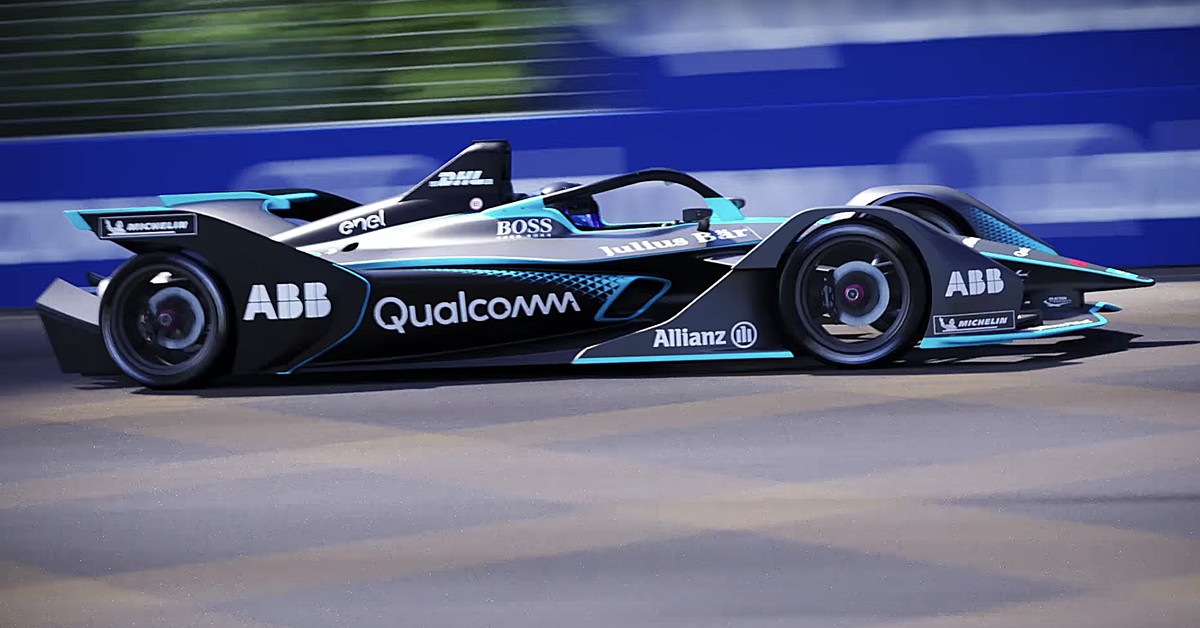 Formula E\'s new all-electric racecars look like they flew here ...
