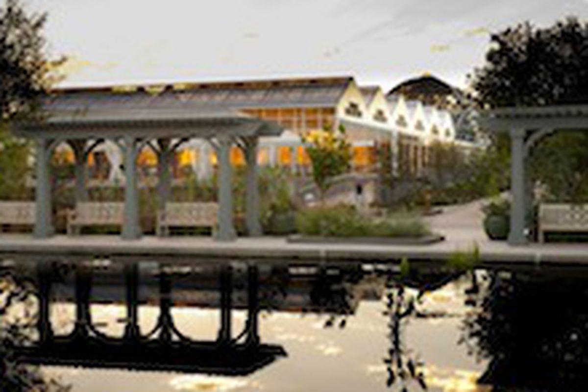 Restaurant Week Special From the Botanic Gardens - Eater Denver
