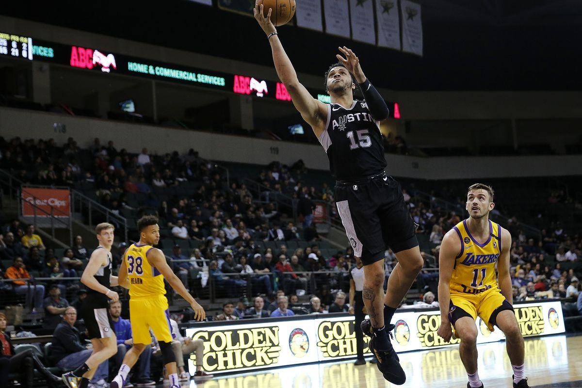 South Bay Lakers v Austin Spurs
