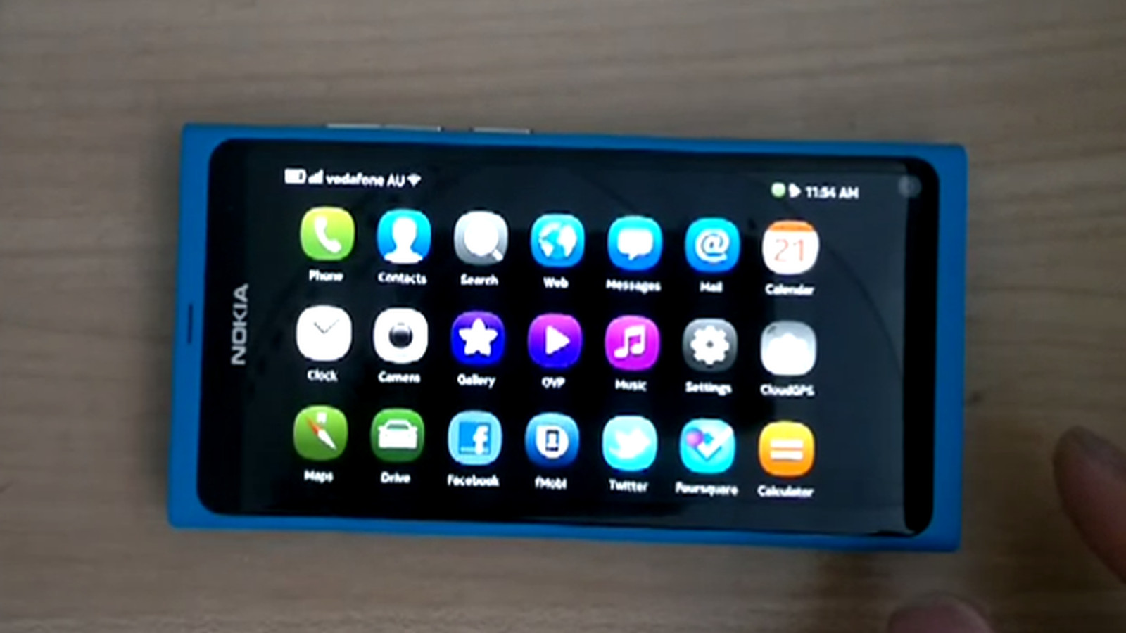 N9Tweak for Nokia N9 enables landscape mode, other ...