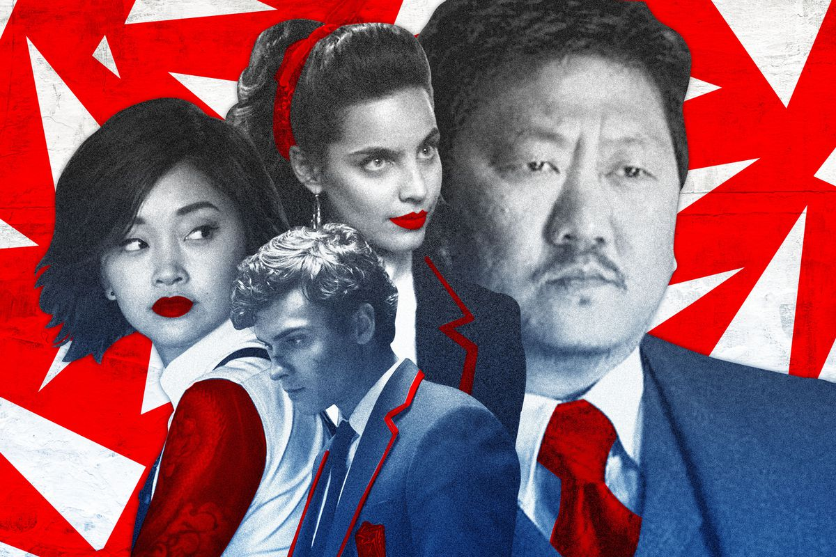 Should You Watch … 'Deadly Class,' Syfy's High School Assassin Show?