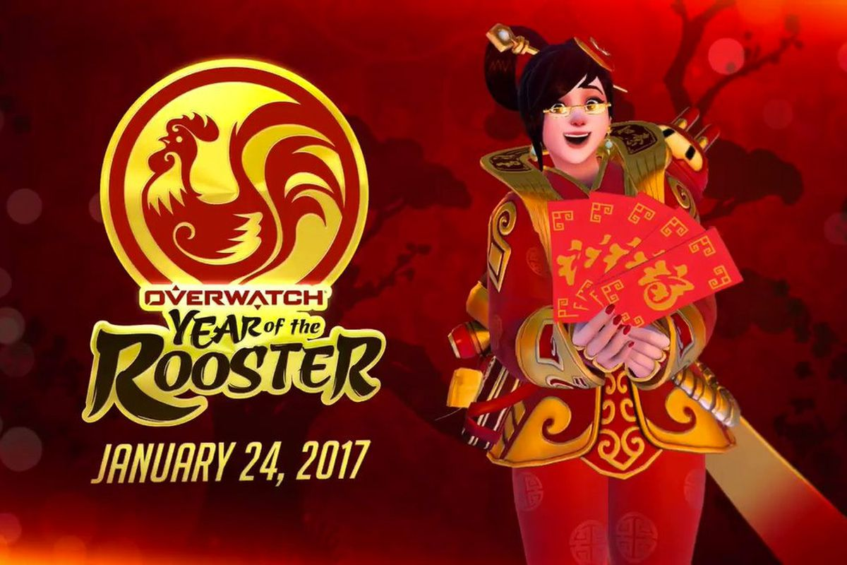 6f7552af1 Overwatch Chinese New Year event skins, details leak out early (update)