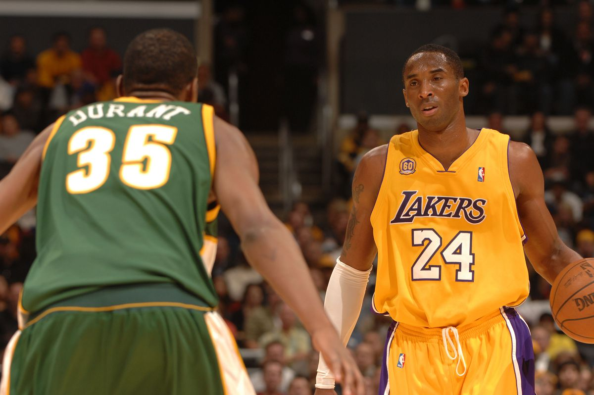 Seattle SuperSonics v Los Angeles Lakers