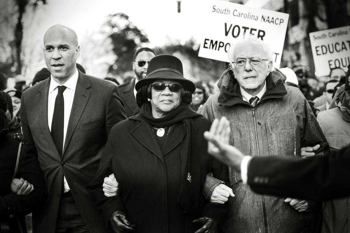 The 2020 Democratic primary debate over reparations ...