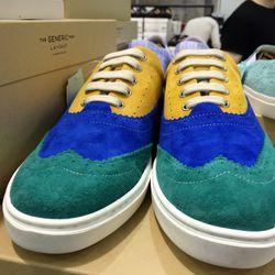 Men's sneaker, $88