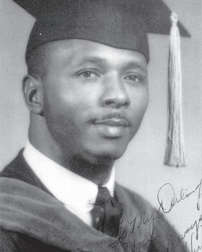 A dentist, Dr  Herbert C  Harris blazed trails for African
