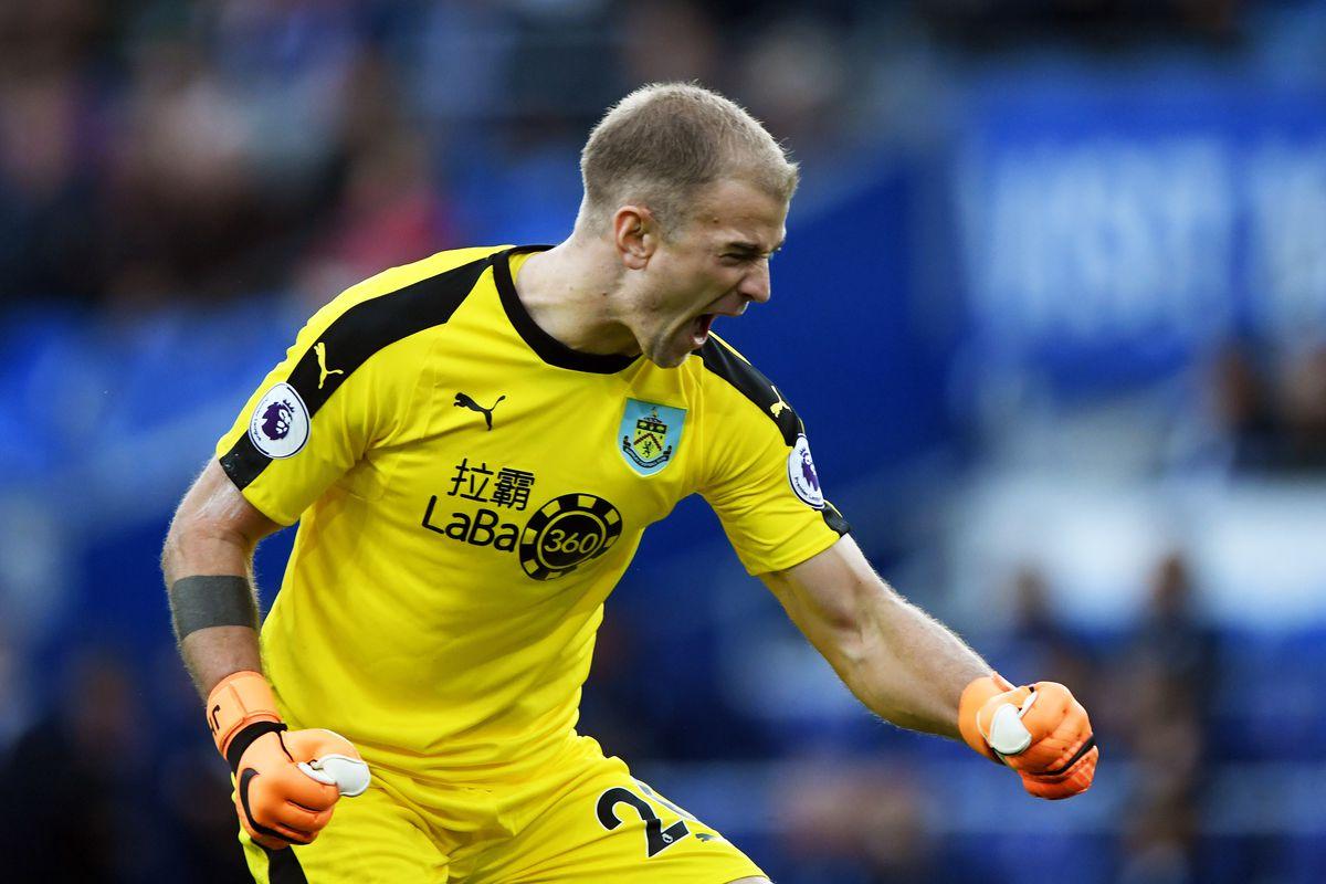 Joe Hart - Burnley FC - Premier League