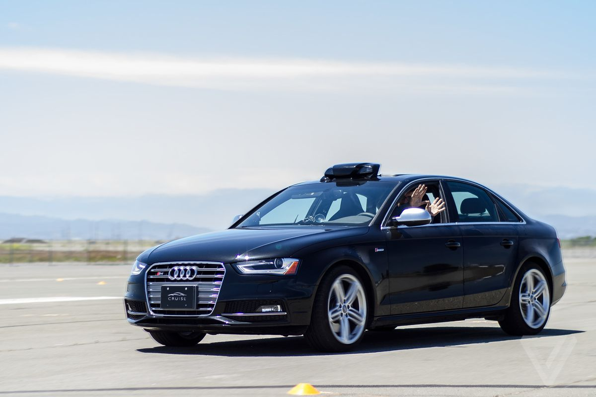 For Your Car Can Drive Itself The Verge - Audi car that drives itself