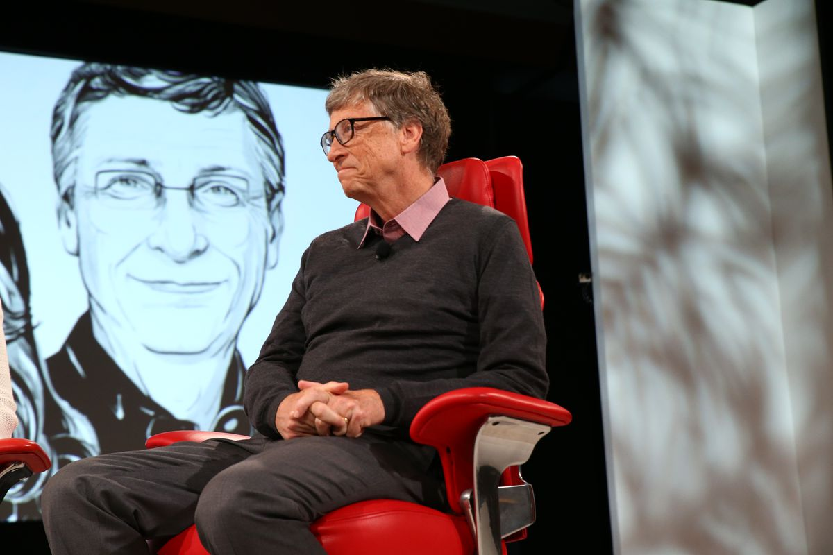 Bill Gates talks about why artificial intelligence is nearly here and how to solve two big problems it creates