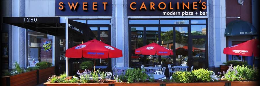 Sweet Caroline's Modern Pizza + Bar