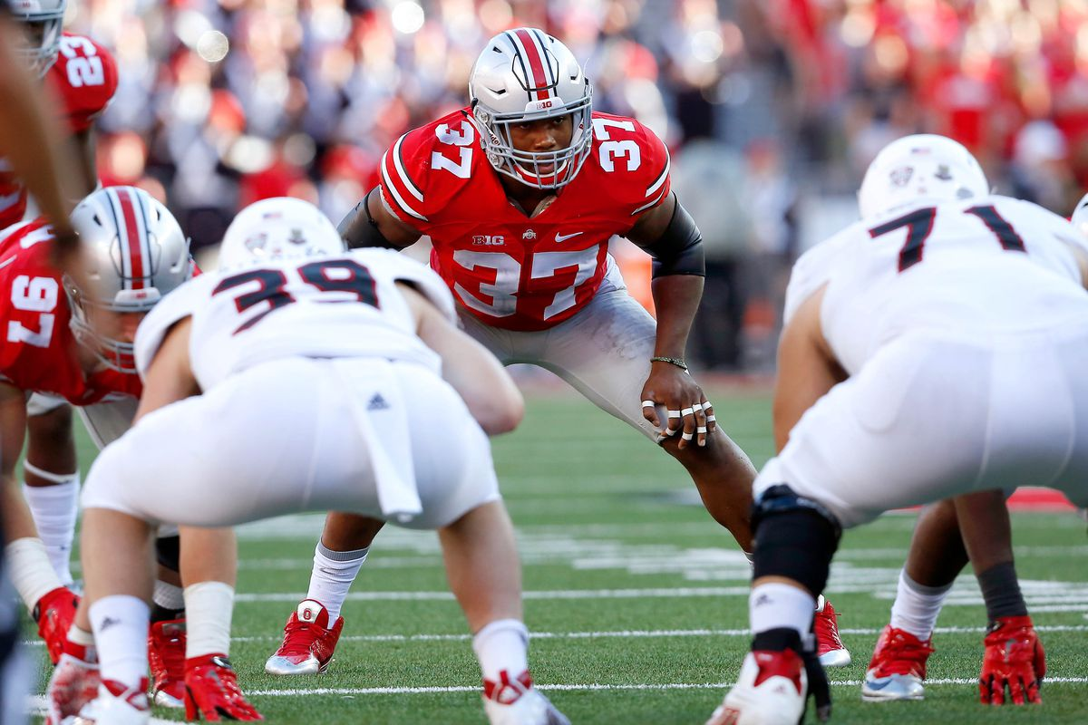 Ohio State outside linebacker Joshua Perry is often overlooked on the defense, despite a star-level of production.