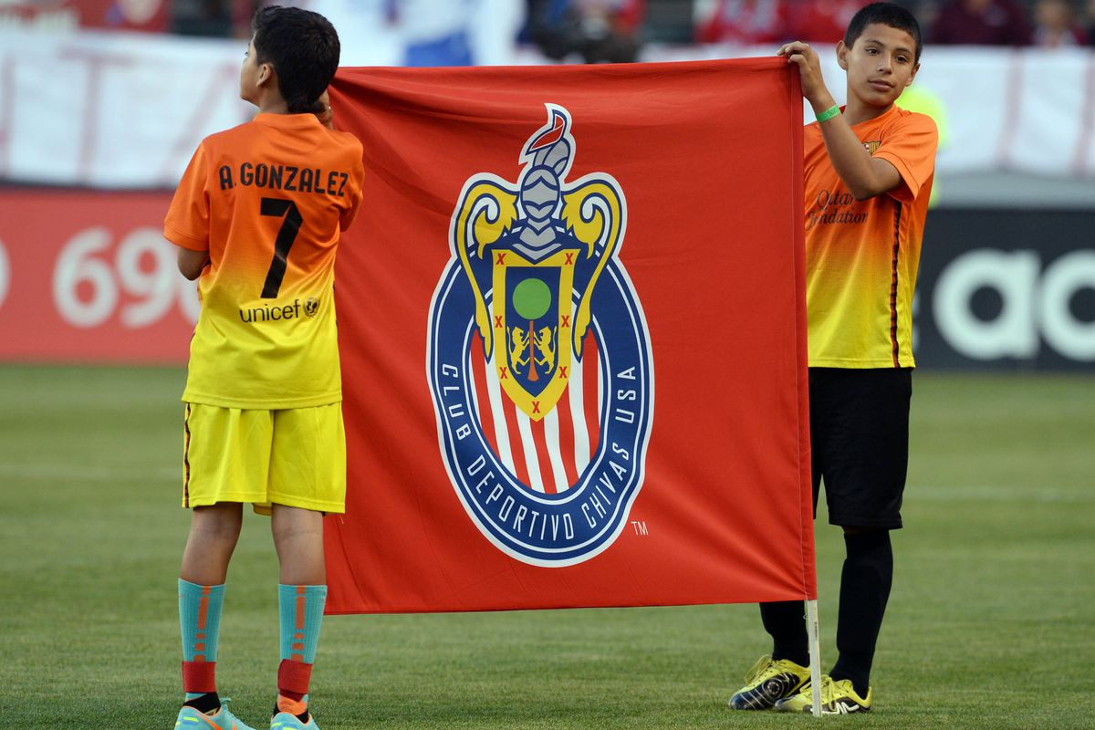 Chivas USA and lawsuits: Becoming routine now.