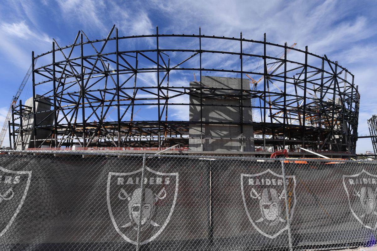 Raiders acquiring additional real estate near Las Vegas stadium for parking