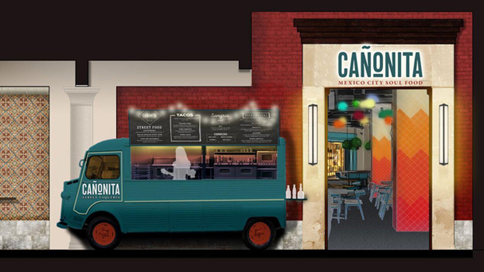 Atlanta Truck Center >> Cañonita To Temporarily Close for Renovation - Eater Vegas