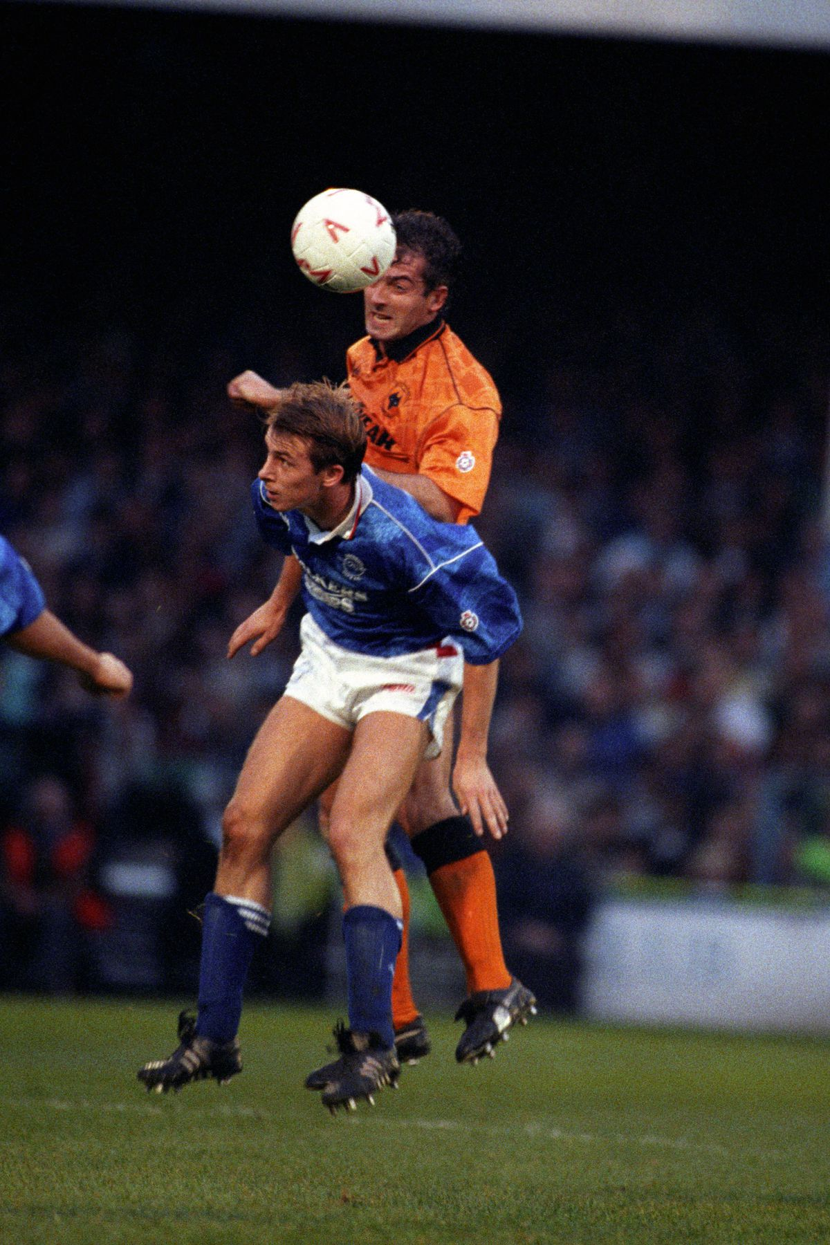 Soccer - Barclays League Division Two - Leicester City v Wolverhampton Wanderers