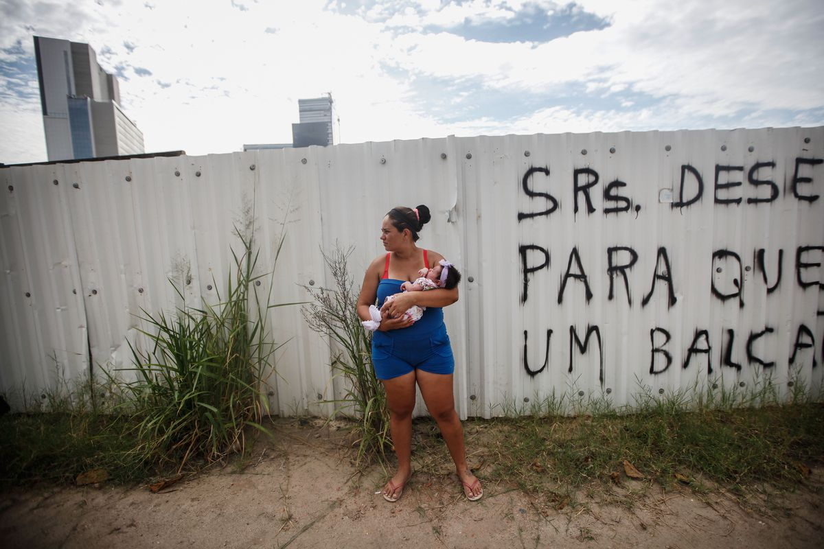 Zika Virus Continues Its Spread In Brazil