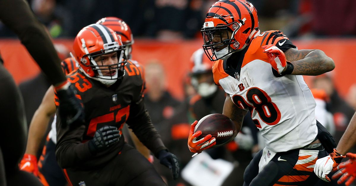 NFL Week 14 Primer: Cincinnati Bengals (1-11) at Cleveland Browns (5-7)