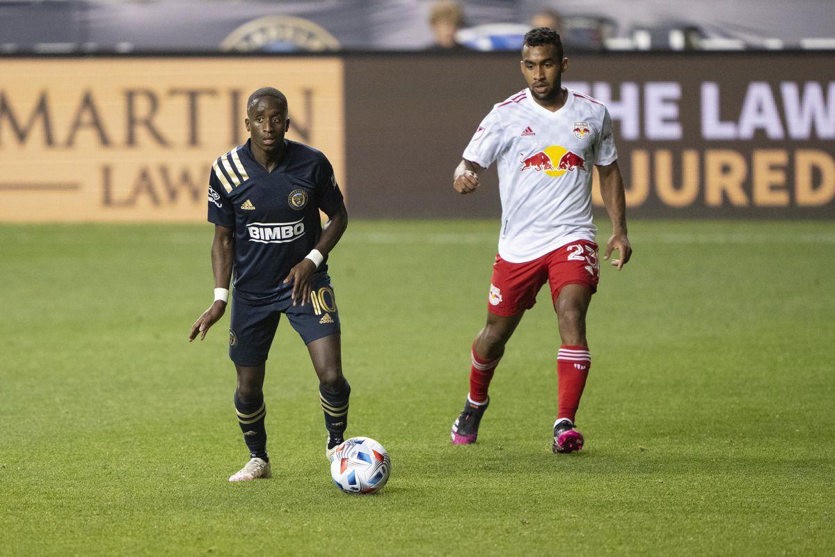 SOCCER: MAY 15 MLS - New York Red Bulls at Philadelphia Union