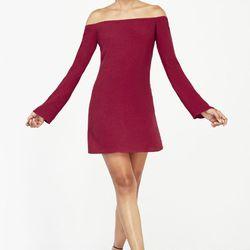 Redwood dress in Rouge, $116 (reg $178)