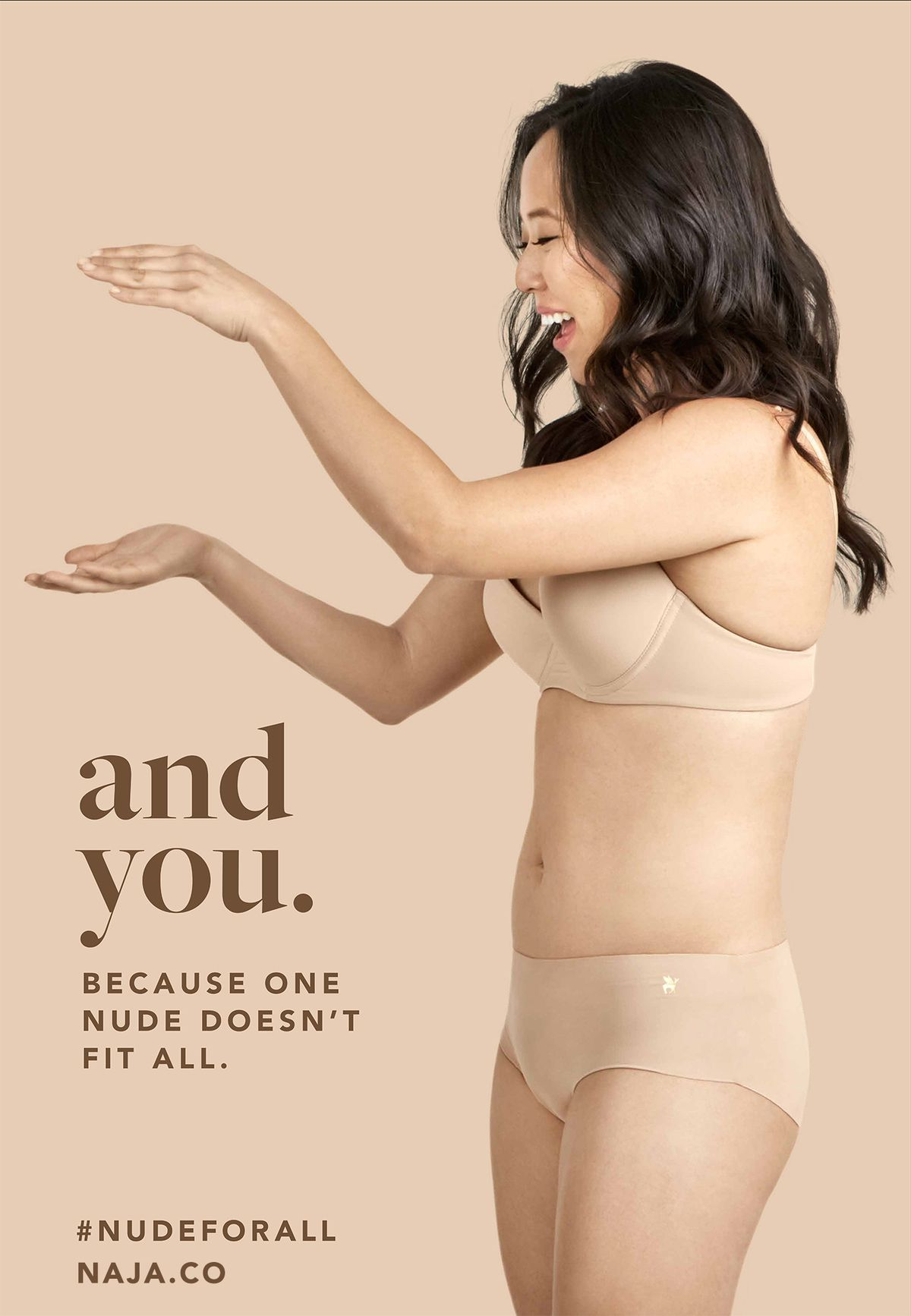 The Lingerie Brand Making 'Nude For All' Underwear a Reality