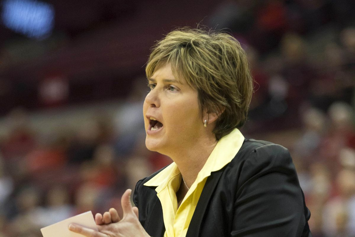 Marlene Stollings is your new Gopher Women's Basketball Coach!
