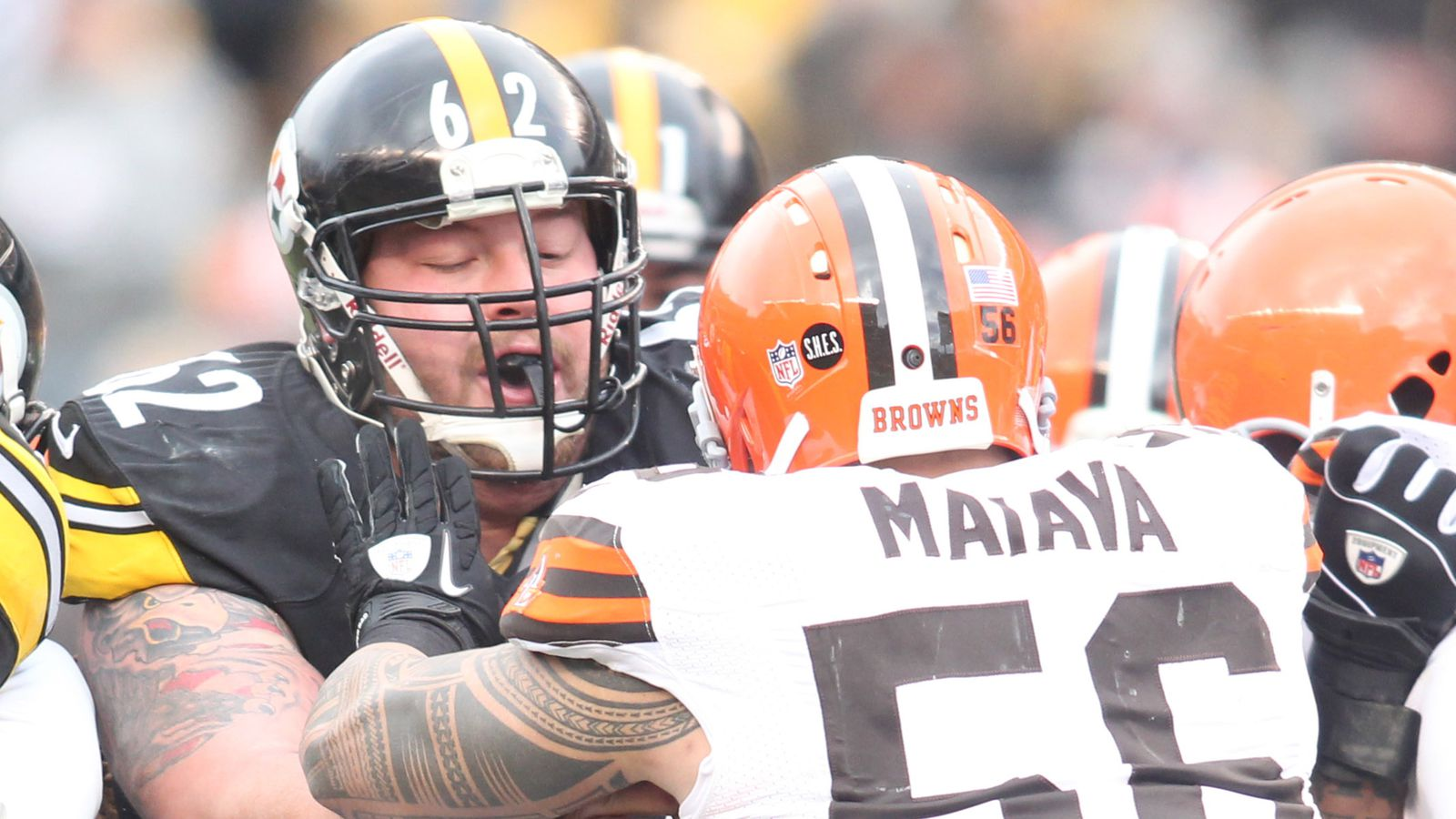 steelers training camp talkers  depth of offensive line to