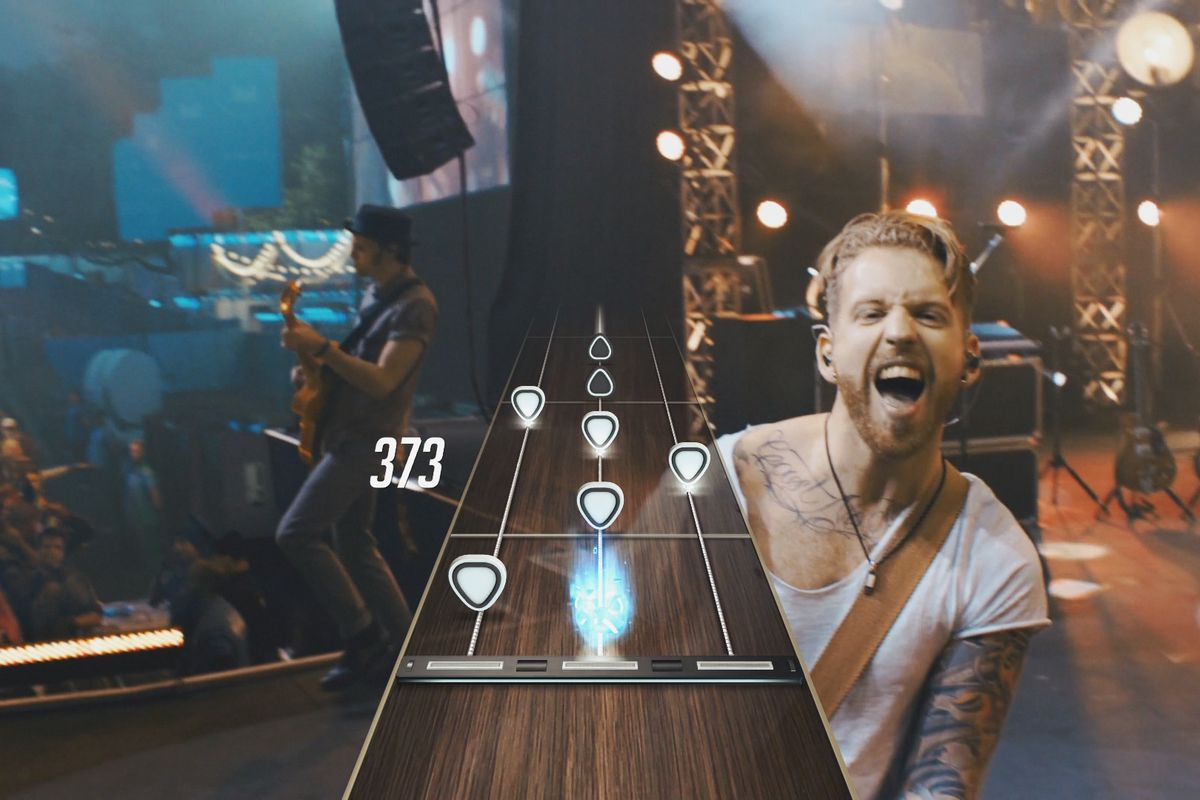 If you bought Guitar Hero Live, Activision might refund your