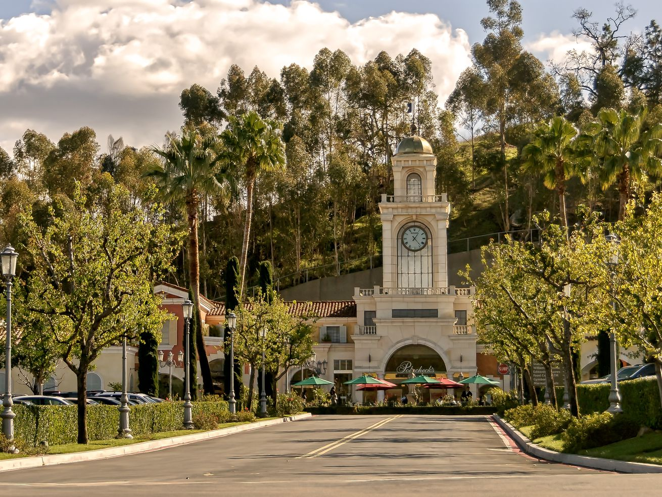 Calabasas and Hidden Hills are home to dozens of celebrities.
