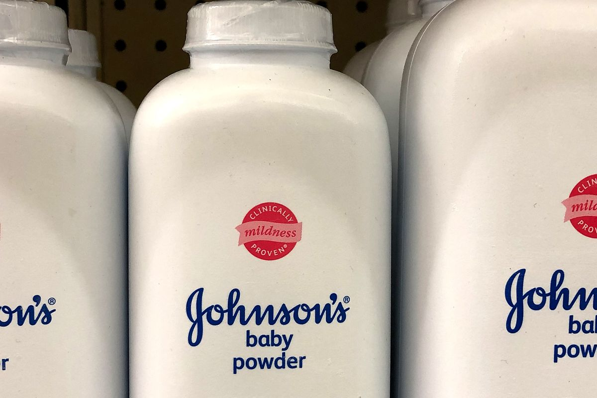 Johnson Johnson Reportedly Hid Presence Of Asbestos In Baby Powder Vox