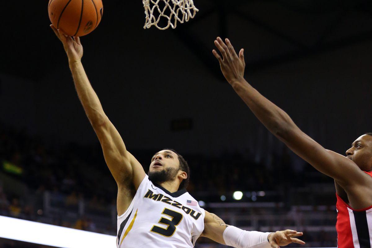 NCAA Basketball: Georgia at Missouri