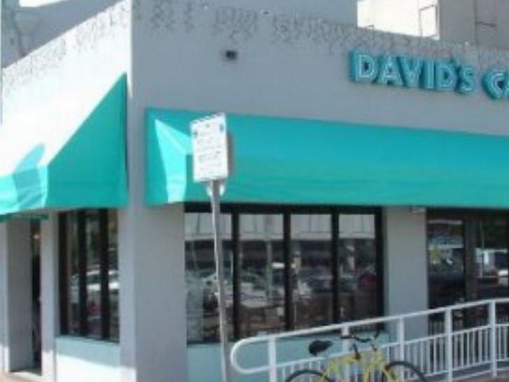 davids cafe reopens