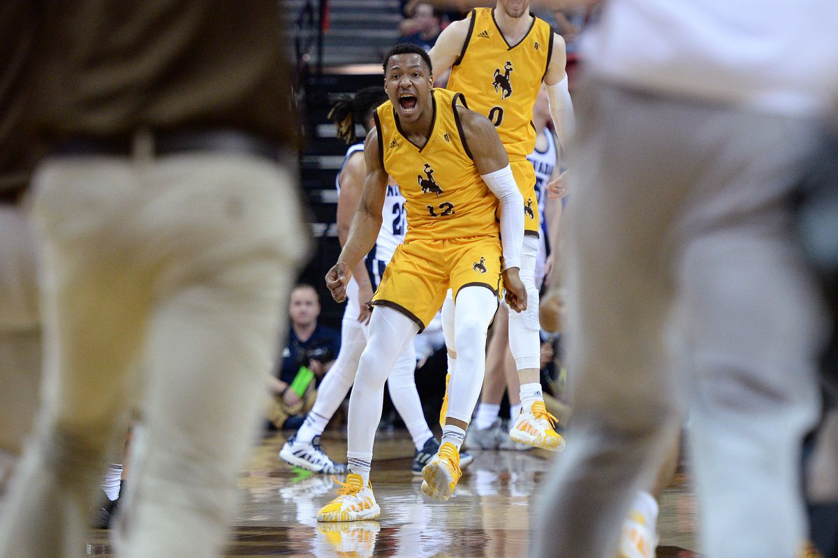 NCAA Basketball: Mountain West Conference Tournament- Wyoming vs Nevada