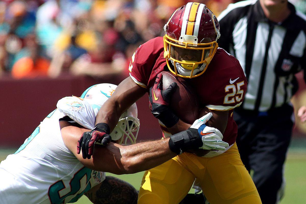 NFL: SEP 13 Dolphins at Redskins