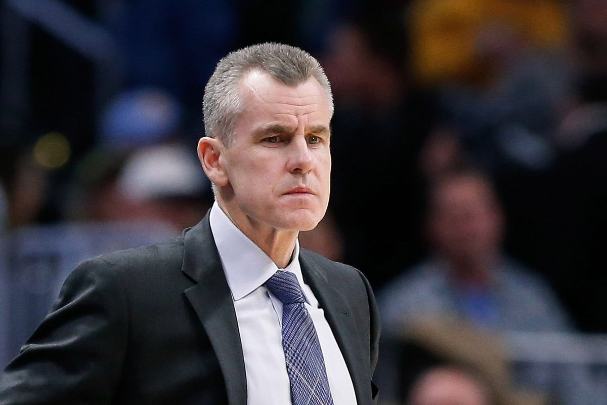 billy donovan - photo #3