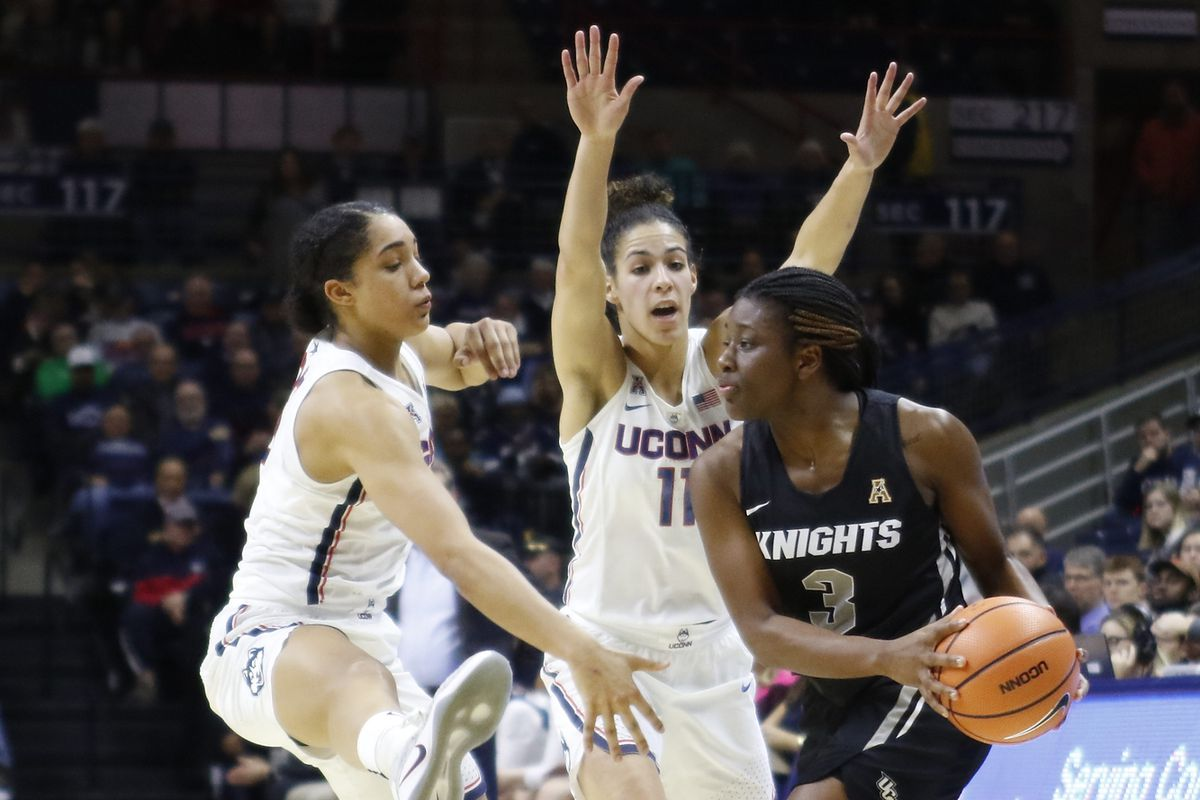 while at uconn kia nurse and gabby williams kicked ass took names the uconn blog. Black Bedroom Furniture Sets. Home Design Ideas