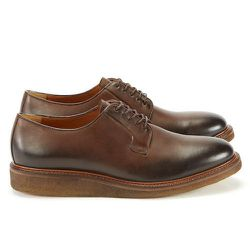 """<strong>Aldo</strong> Nissila in Dark Brown, <a href=""""http://www.aldoshoes.com/us/men/mr-bs-collection/shoes/97690027-nissila/22"""">$89.98 (reg $195)</a>"""