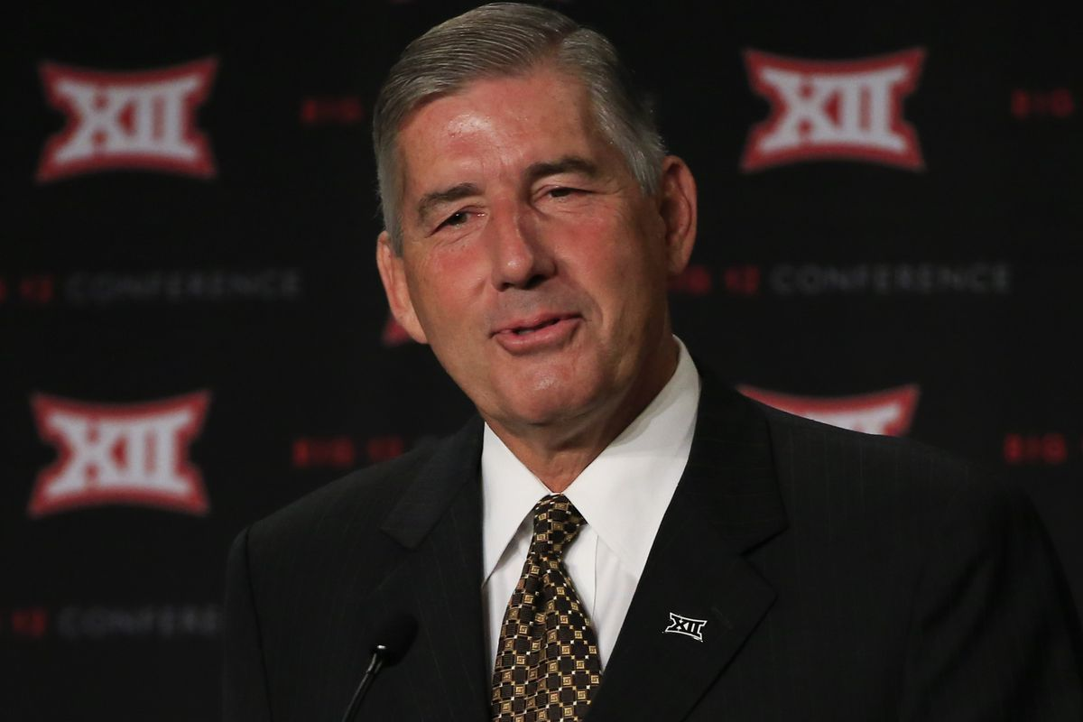 Big 12 expansion will be the biggest issue this man faces.