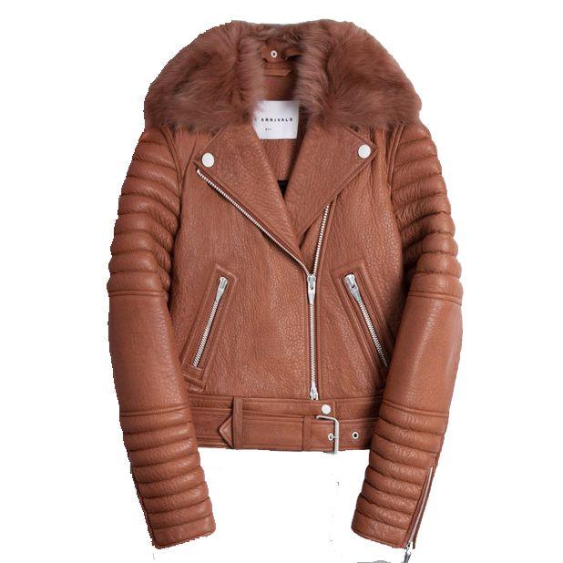 A horizontal channeled jacket