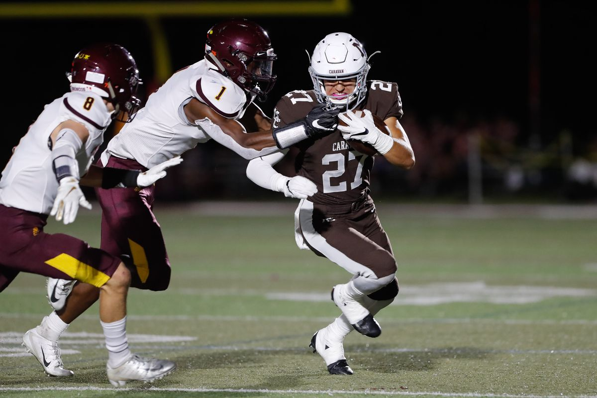 Michael O'Brien's Chicago-area Super 25 high school football rankings for Week 4