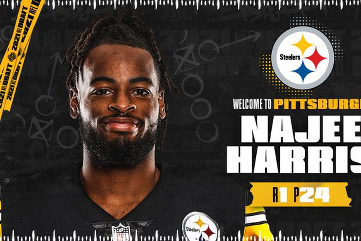 Steelers players jumped on social media with excitement over Najee Harris -  Behind the Steel Curtain