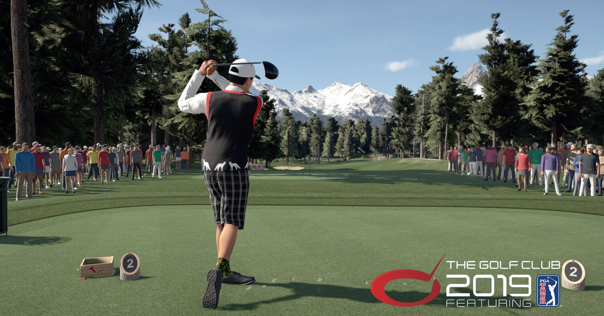 The Golf Club 2019 gets the PGA Tour, real-world courses ...