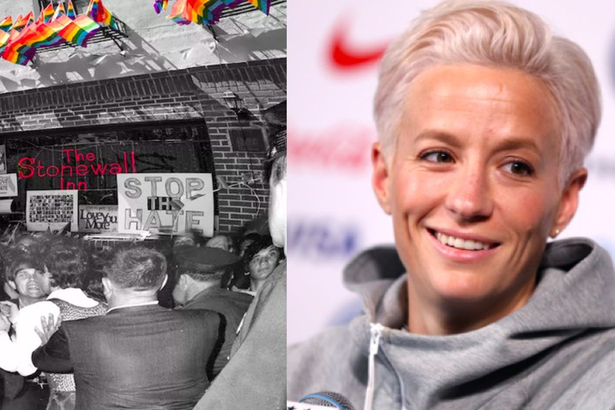 Lesbian Soccer Player Megan Rapinoe Shows Stonewall Spirit - Outsports-2886