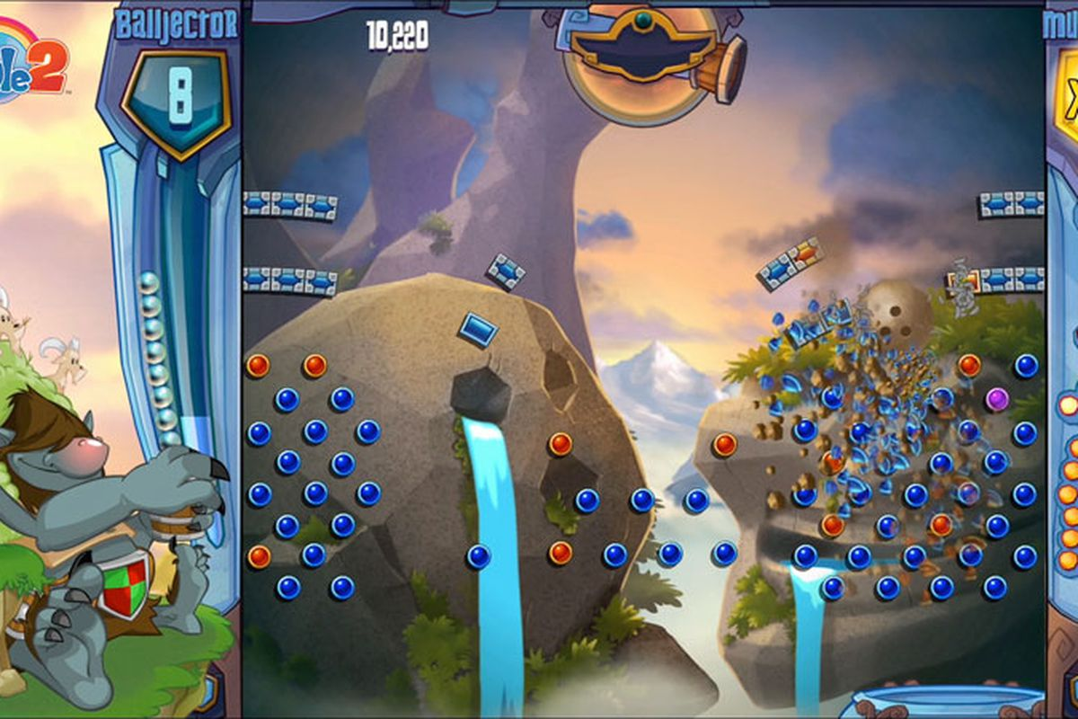PopCap Launching A New Peggle Game Soon