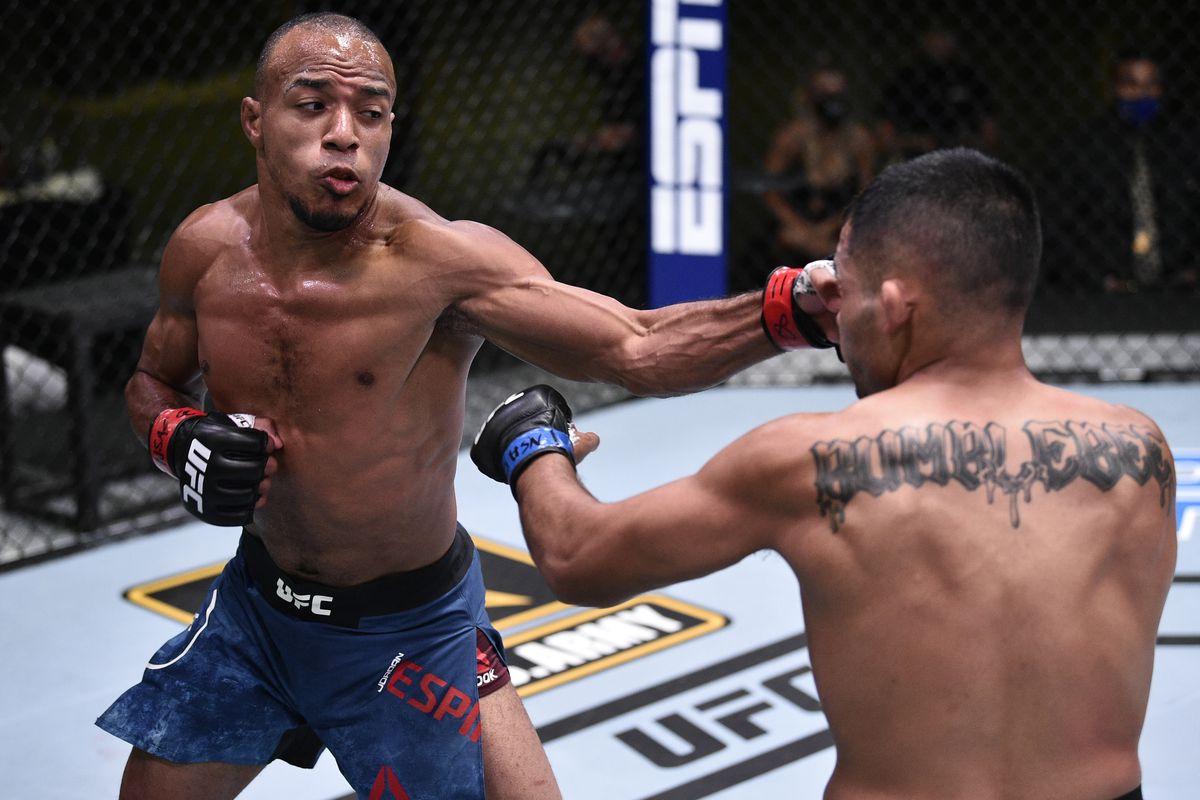 UFC Fight Night: Espinosa v De La Rosa