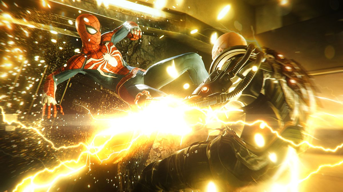 Spider Man Ps4 Review Marvel Superhero Gets A Worthy Video Game