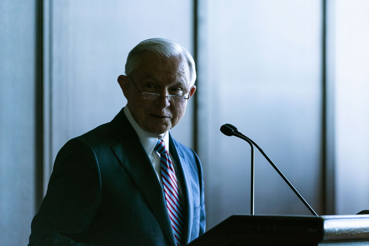 AG Jeff Sessions Delivers Remarks On Immigration And Law Enforcement In PA