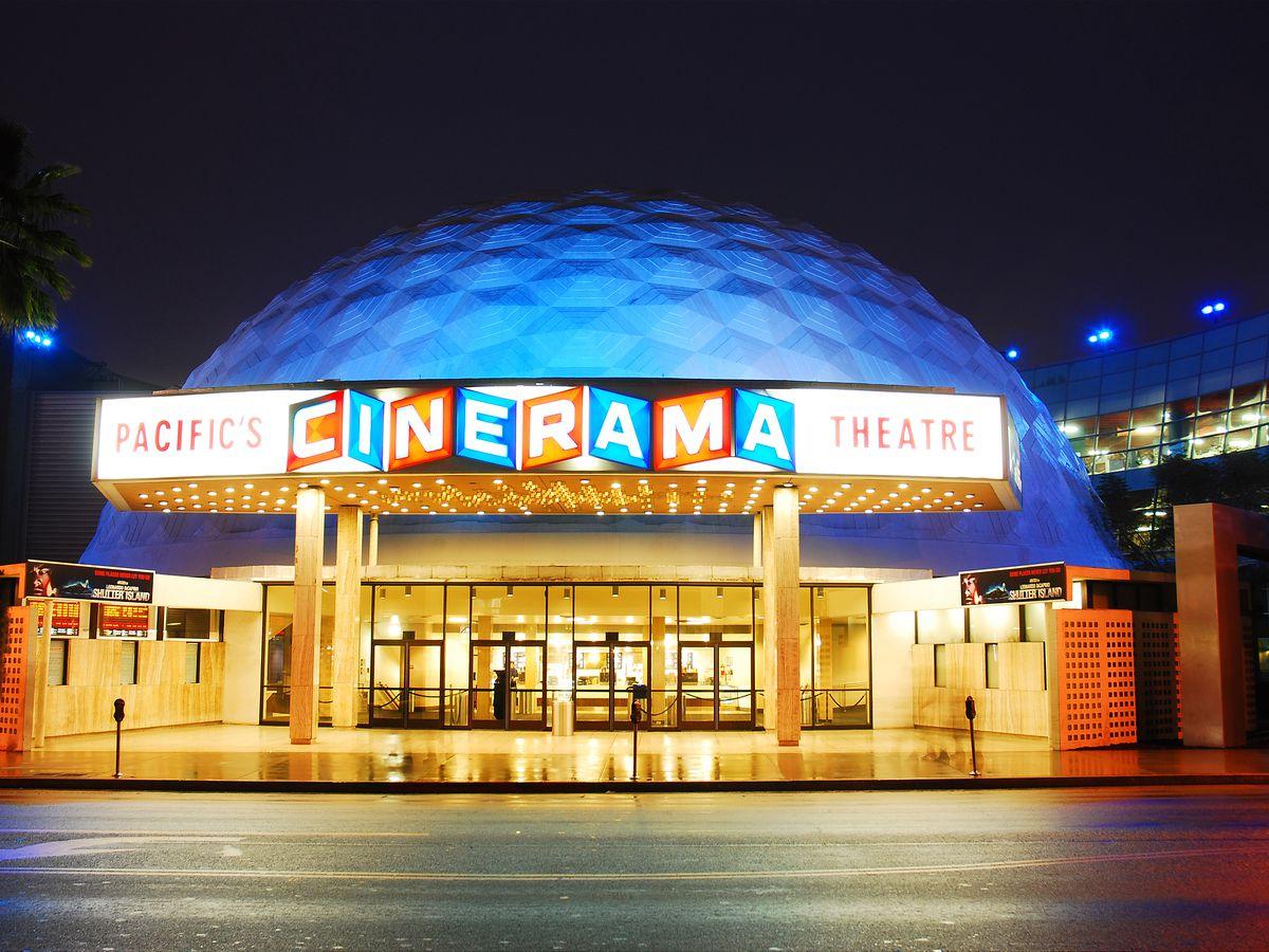 La S Best Movie Theaters Curbed La